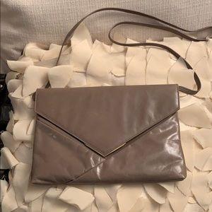 Rodó vintage leather clutch